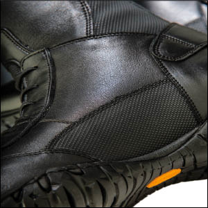 Walk&Ride sole made by Vibram