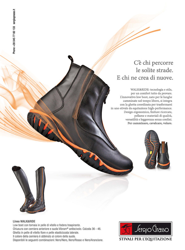 Cavallo Magazine - WalkRide