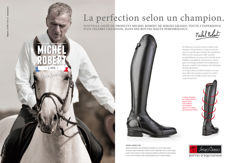 Cheval Pratique - Michel Robert