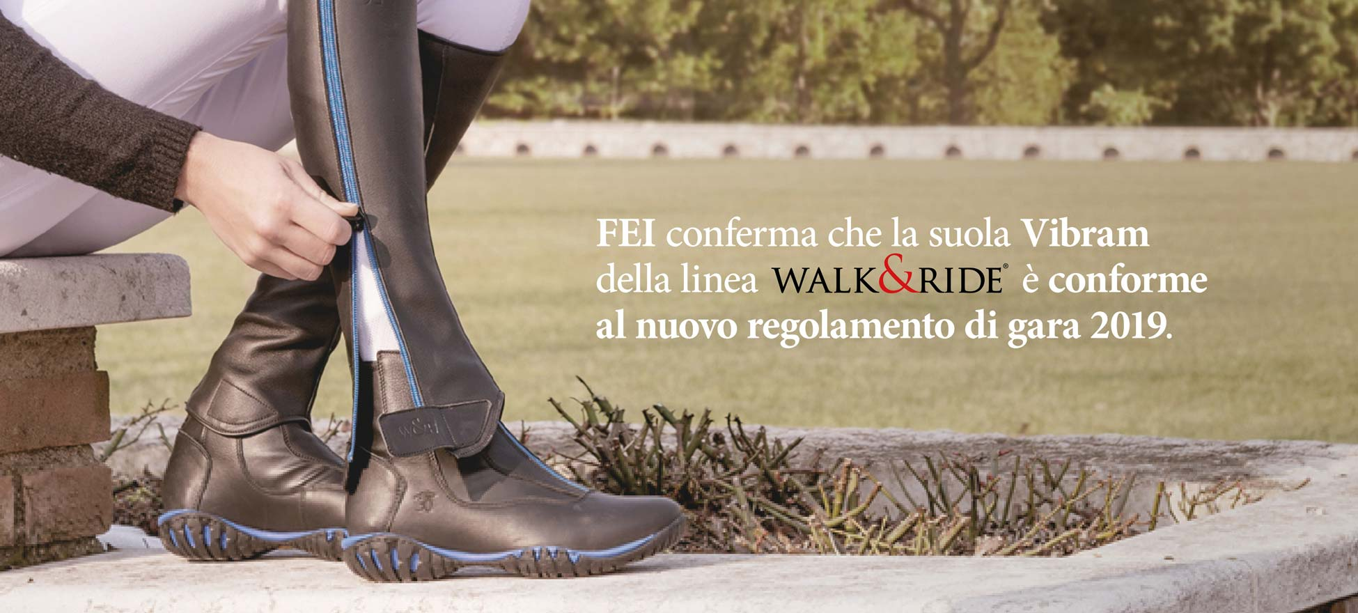 Walk&Ride FEI